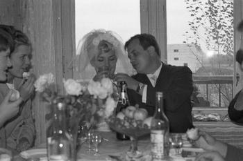 Советские свадьбы: как это было