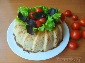 Вкуснейшее блюдо из обычной картошки (Картофельная бабка)