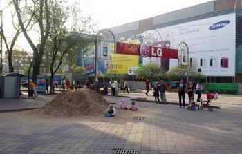 Такое можно увидеть только в Казахстане