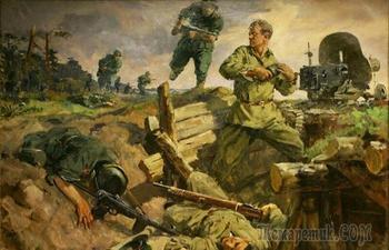 Как повар победил фашистских танкистов и другие необычные подвиги советских людей в годы войны