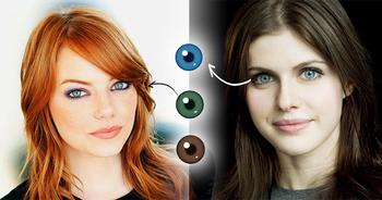 Что цвет глаз может рассказать о вашей душе?