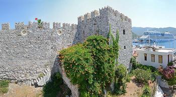 Остров Клеопатры (Седир): популярное место с одной уникальной особенностью
