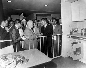 Как в СССР привезли американскую «кухню мечты», и почему она была забракована партией