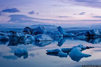 Исландская сказка: путешествие к Ледниковой лагуне
