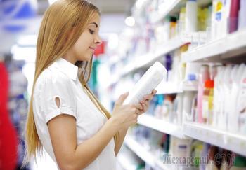 Вредные вещества в составе косметических средств