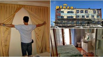Откровенная халтура в гостиничных номерах, которая запомнится отдыхающим надолго