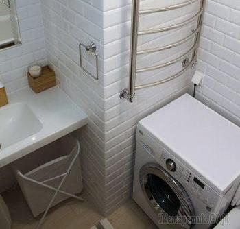 Ванная: универсальность белого
