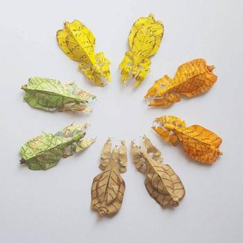 Бумажные скульптуры, созданные художницей Кейт Като