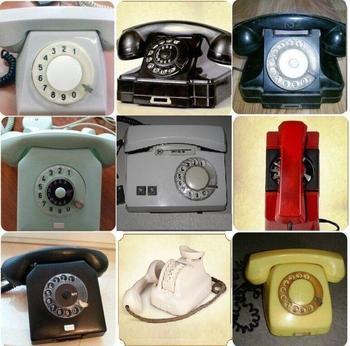 Домашние телефоны в СССР