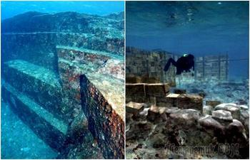 6 малоизвестных древних мест, которые сегодня находятся в пучине вод