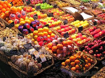 Баварская сказка 23. Виктуаленмаркт - самый старый рынок Мюнхена