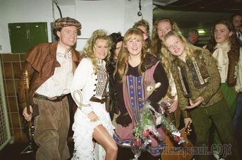 Знакомьтесь,кто не знал,чудесная группа - Kelly Family