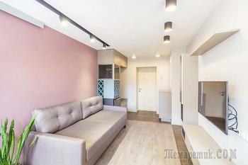 Посмотрите, какими могут быть квартиры в «брежневках», если их со вкусом отремонтировать