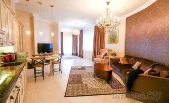 Московская квартира 100 м²