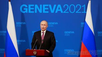 Действовать по Минску: Путин и Байден сошлись во мнении о Донбассе