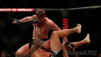 «Русские — крутые»: как Волков нокаутировал легенду UFC
