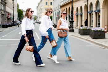 Одеваемся по схеме: 7 стритстайл-образов модных блогеров, которые легко повторить