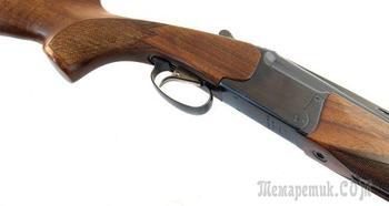 МР-233 – спортивный вариант двуствольной вертикальной винтовки