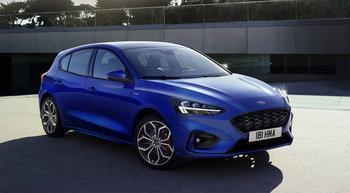 Ford Focus 2018 – 4 поколение Форд Фокус