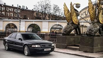 Пять вещей, за которые любят и ненавидят Audi A8 (D2)