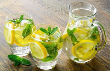 Напитки для похудения – 10 напитков, которые легко приготовить дома