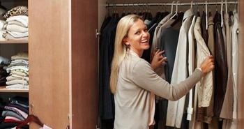 6 трюков уборки в шкафу, ставшие хитами