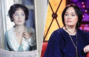 Долгая дорога к счастью Ларисы Гузеевой