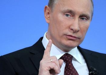 Путин предостерег от экспериментов с формой правления в России