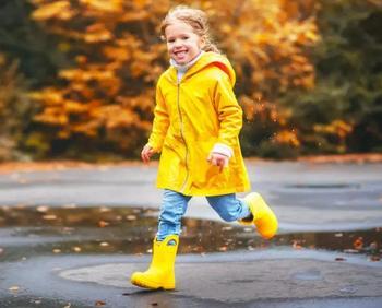 Если у ребенка промокли ноги
