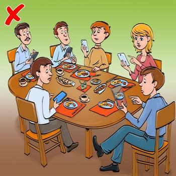 11 простых правил поведения за столом, которые люди нарушают чаще всего