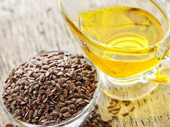 Льняное масло натощак – польза и вред