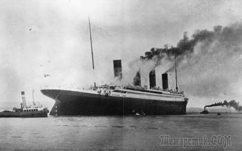15 невероятных фактов о Титанике, о которых вы не узнаете из фильма