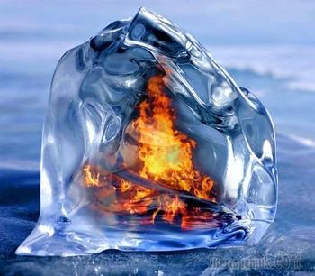 Лед и пламя (Стих)