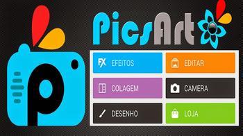 PicsArt — прекрасный графический фоторедактор