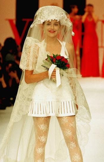 Как изменилась свадебная мода за 100 лет
