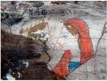 Самая древняя картина в мире - ей 2500 лет
