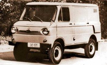 Автомобиль ЗАЗ-970: история, фото, технические характеристики