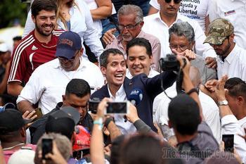 Евросоюз перестал признавать Хуана Гуайдо главой Венесуэлы