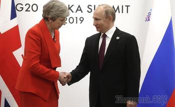 «Достаточно доходчиво»: что Путин ответил Мэй по Скрипалям