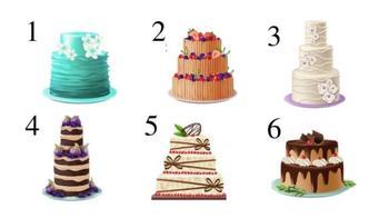 Тест: выберите торт и узнайте, о каком свидании вы мечтаете