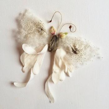 Удивительные картины Бриджит Бет Коллинз, созданные самой природой