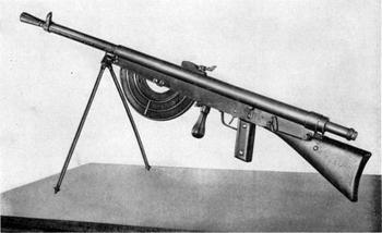Ручной пулемет Шоша: обзор, описание, характеристики и отзывы