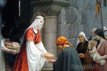 «Святая Елизавета» (икона): описание, значение и фото
