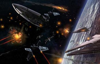 15 самых «крутых» космических кораблей в научной фантастике