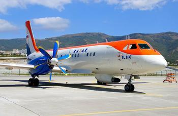 Как отреагировала Германия на новый реконструированный самолет Ил-114.