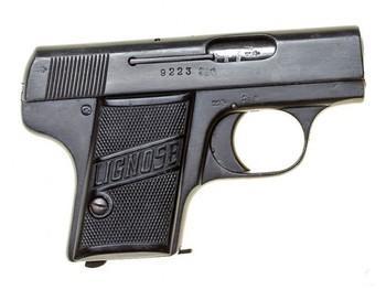 История стрелкового оружия. Пистолет Lignose калибра 6,35 мм