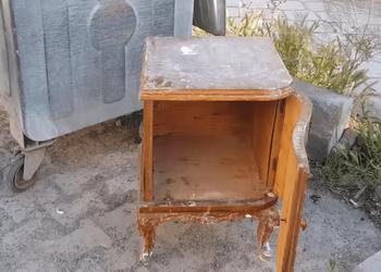 Реставрация старой тумбочки