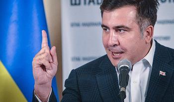 Саакашвили назвал власть Порошенко хуже президентства Януковича
