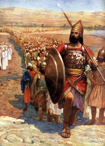 Иисус Навин (1354-1244 гг.до н.э.)