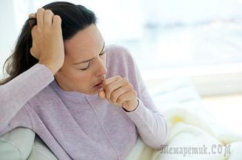 Как эффективно вылечить кашель при бронхите